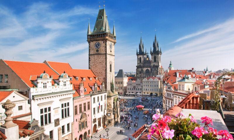 Прага красивые фото