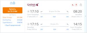 Qatar Airways: перелеты из Санкт-Петербурга на Занзибар и в Кению от 31 400 рублей туда-обратно.