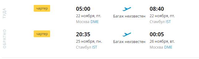 В Стамбул на выходные в 4*отель из Москвы от 12 373 с человека