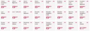 Снижение цен у Volotea: полеты от 9 евро