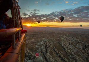 Всё про Каппадокию: где это, как добраться, сколько стоит полет на шаре