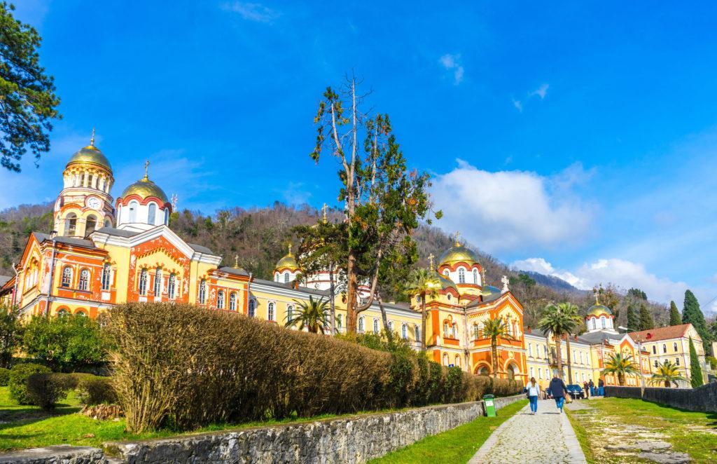 Что посмотреть в Абхазии?