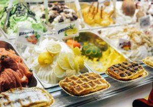 завтрак шведский стол