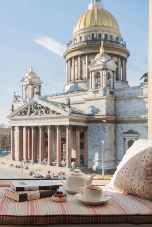 Лучшие романтические отели России