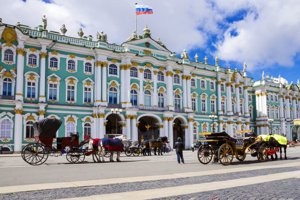 Топ самых необычных мест в Санкт-Петербурге